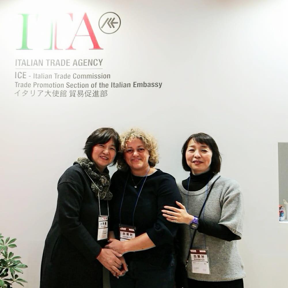ITA Itarian Trade Agencyメンバー写真