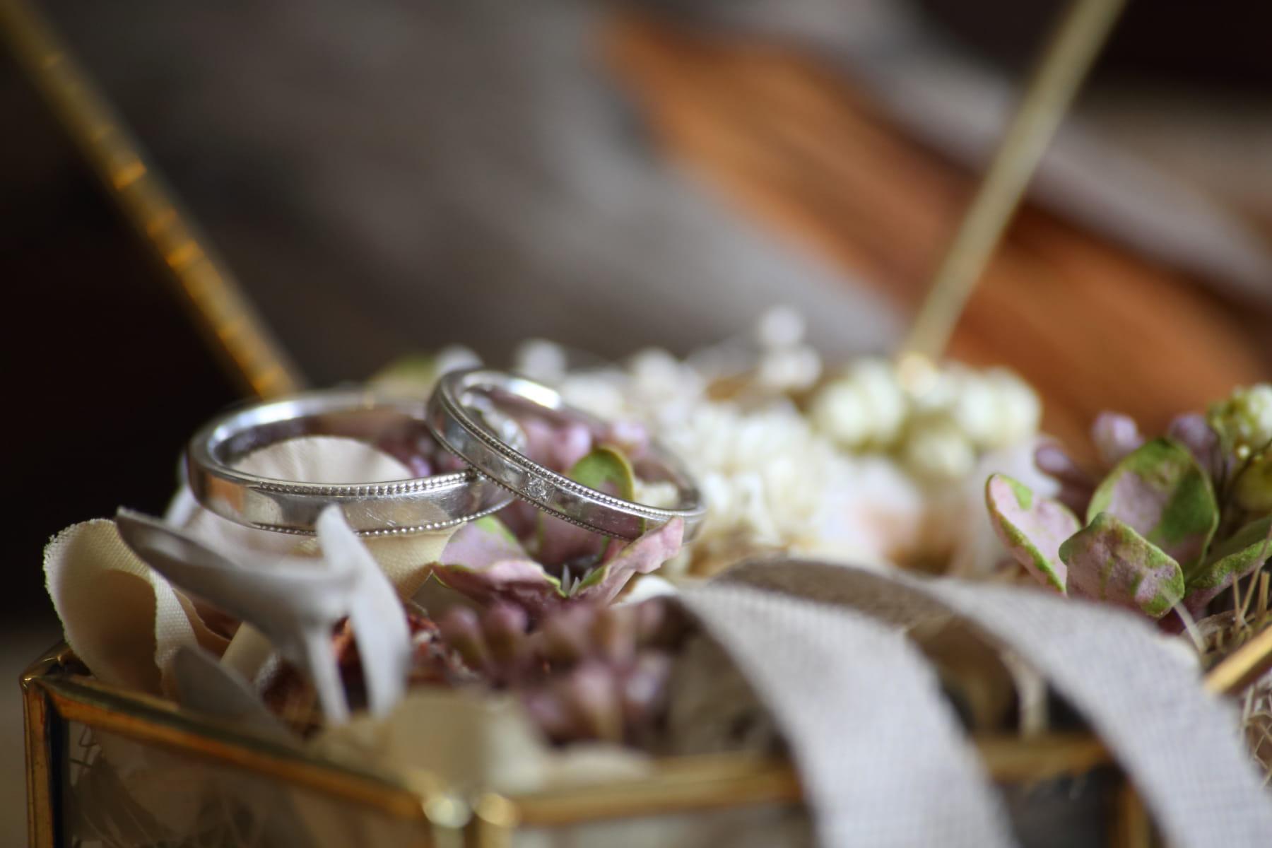 結婚指輪ヒーローイメージ