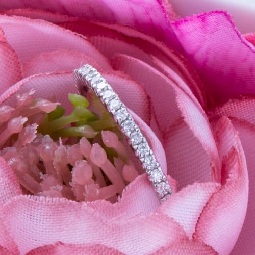 名古屋嬢結婚指輪写真