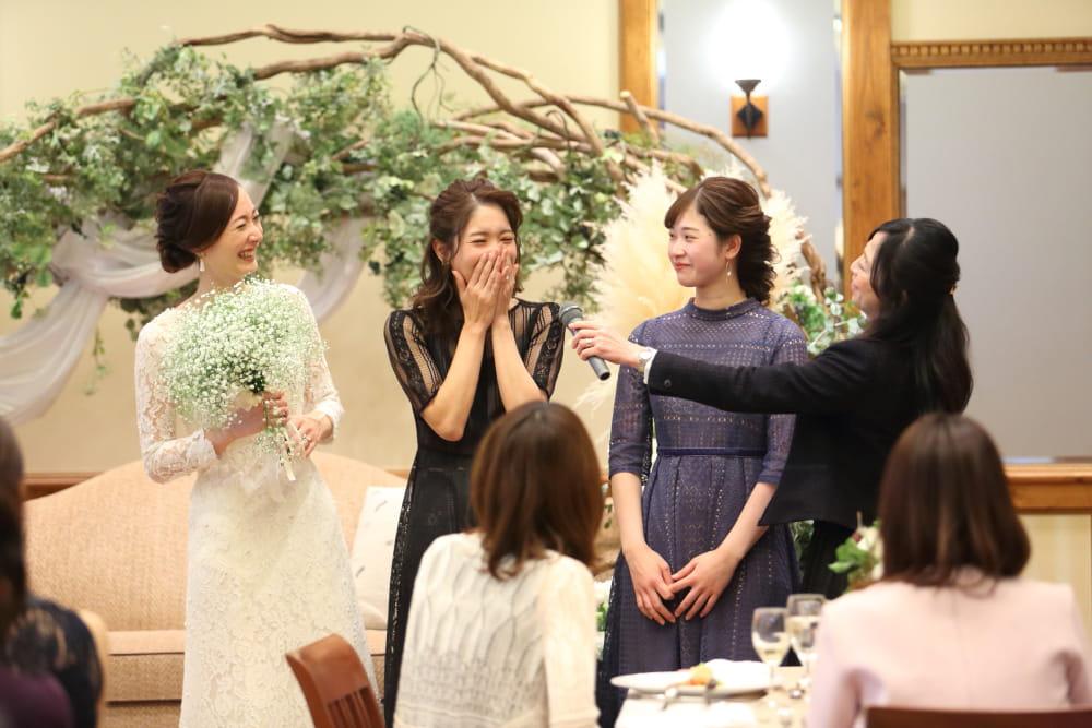 結婚式の真珠写真